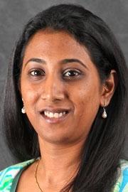 Sumathi Rajanna, Family Medicine provider.