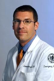 James C. Suozzi, Emergency Medicine provider.