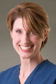 Heather Whitney, Anesthesiology provider.