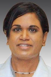 Roshani R. Patel, General Surgery provider.