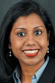 Arathi Rajendra Komarla, Gastroenterology and Hepatology provider.