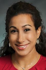 Nazli R. Conway, Rheumatology provider.