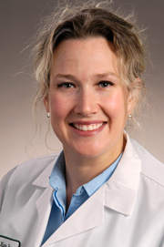 Kate T. Ingram, Hospital Medicine provider.