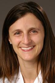 Alison Payne Reid Kapadia, Emergency Medicine provider.
