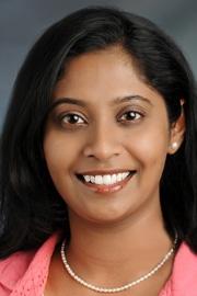 Preethi Rajanna, Family Medicine provider.