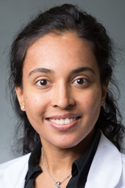 Sowmya Srinivas, Ophthalmology provider.