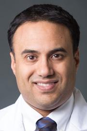 Siddhartha Parker, Gastroenterology and Hepatology provider.