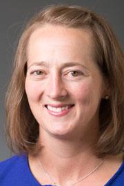 Sarah McMaster, Anesthesiology provider.