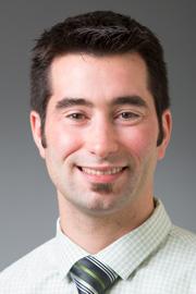 Zachary P. Soucy, Emergency Medicine provider.