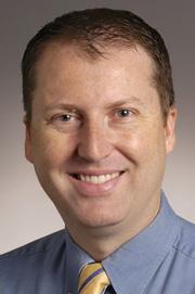 Stuart Murray, Emergency Medicine provider.