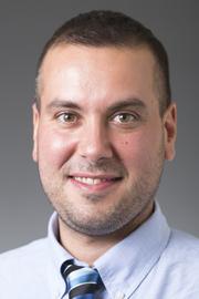 Nikolaos Zacharias, Vascular Surgery provider.