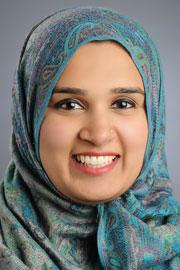 Uzma M. Siddiqui, Endocrinology provider.