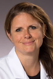 Tracie A. Crawford, Urgent Care provider.