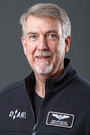 Reed Brozen, Emergency Medicine provider.