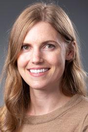 Kristin Knapp, Anesthesiology provider.