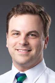 Daniel Wolfe, Vascular and Interventional Radiology provider.