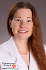 Erin M. Duquette, Emergency Medicine provider.