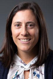 Aida Cerundolo, Emergency Medicine provider.