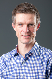 David de Gijsel, Infectious Disease and International Health provider.