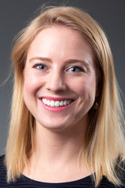 Allison A. MacKay, Orthopaedics provider.