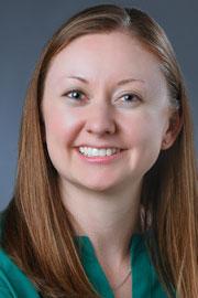 Amy Morissette, Urogynecology provider.