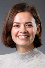 Samantha L. Kaftan, Emergency Medicine provider.