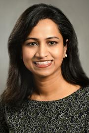 Krithi B. Ramesh, Endocrinology provider.
