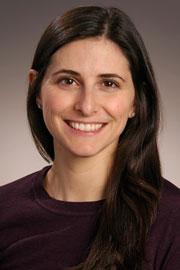 Samantha L. Maughan, Rheumatology provider.