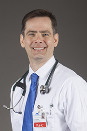 Sean  O'Brien, Mt. Ascutney Hospital and Health Center provider.
