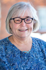 Betty Fields, Mt. Ascutney Hospital and Health Center provider.