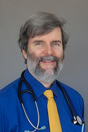 Steven Smith, Mt. Ascutney Hospital and Health Center provider.