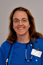 Mary P. Bender, Mt. Ascutney Hospital and Health Center provider.