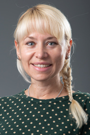 Juliana Andrici, Pathology provider.