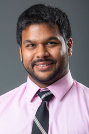 Naveen George, Neurology provider.