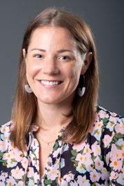 Kimberly Haller, Palliative Medicine provider.
