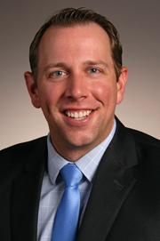 Aaron D. Odermann, Emergency Medicine provider.