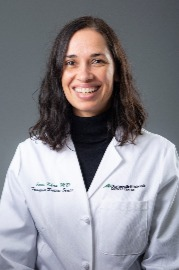 Jenna Khan, Pathology provider.