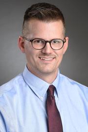 Kyle Robichaud-Fuentes, Family Medicine provider.