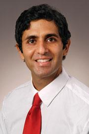 Sandeep Raghow, Hospital Medicine provider.