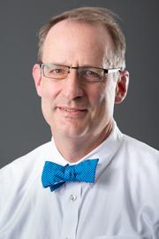 Andrew Perron, Emergency Medicine provider.