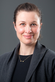 Alison G. Marshall, Emergency Medicine provider.