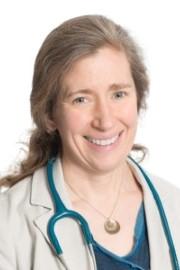 Sarah Lester, New London Hospital provider.