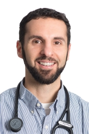 Aram D. Kalpakgian, New London Hospital provider.