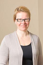Hulda Magnadottir, New London Hospital provider.