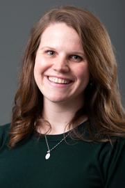 Hannah G. Ruede, Palliative Medicine provider.
