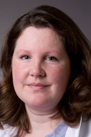 Ellen M. McKinnon, Trauma and Acute Surgery provider.