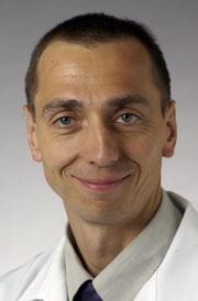 Heiko Pohl, Gastroenterology and Hepatology provider.